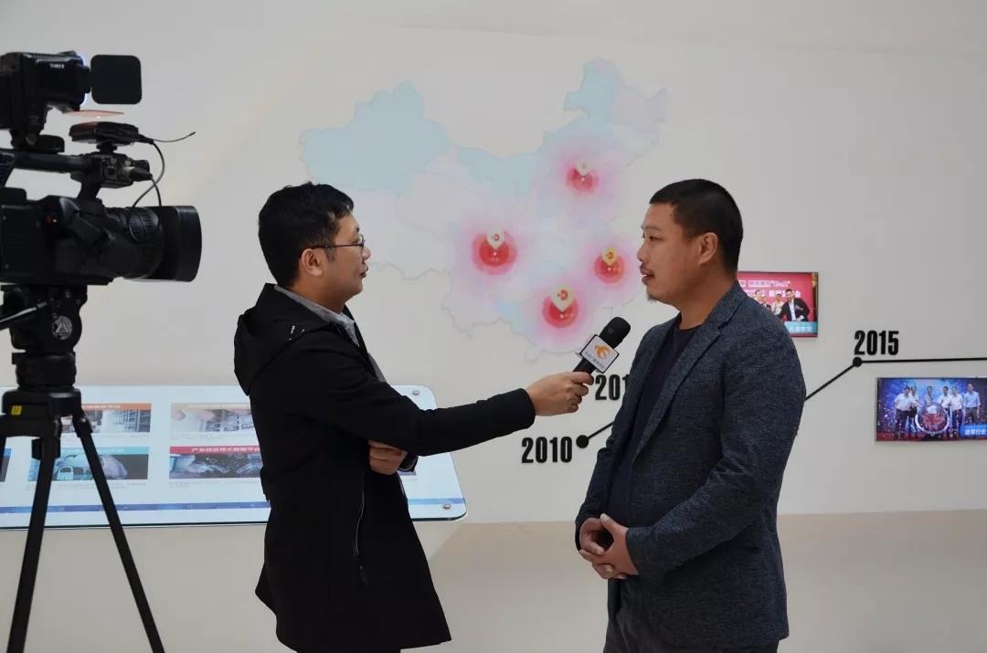 开工大吉!大易有塑创始人李实接受电视专访透露2019年新动向